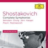 Shostakovich: Complete Symphonies von Various Artists