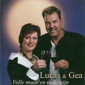 Volle Maan En Rode Wijn de Lucas