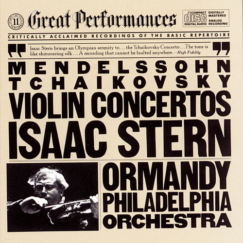 Tchaikovsky: Concerto In D Major for Violin and Orchestra, Op. 35 // Mendelssohn: Concerto In E Minor for Violin and Orchestra, Op. 64 by Various Artists