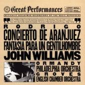 Rodrigo: Concierto de Aranjuez; Fantasia para gentilhombre by John Williams