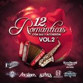 12 Romanticas Con Sax y Acordeon, Vol. 2 by Various Artists
