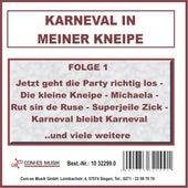 Karneval in meiner Kneipe, Folge 1 by Various Artists