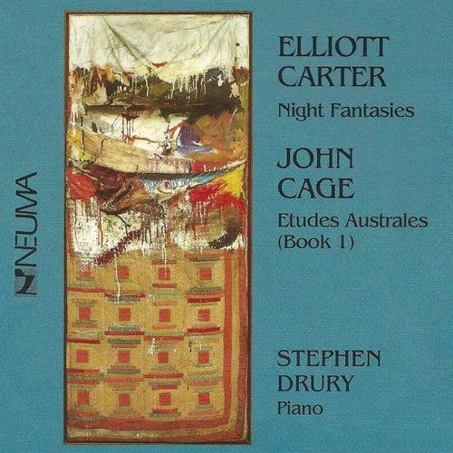 Elliott Carter / John Cage by Stephen Drury