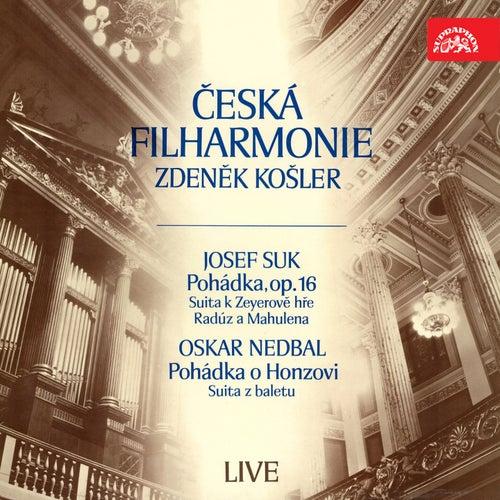 Live Czech Philharmonic by Czech Philharmonic Orchestra