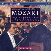 Mozart: Bassoon Concerto, Oboe Concerot, Clarinet Concerto by Various Artists