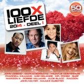 100X Liefde 2014 - Deel 1 van Various Artists