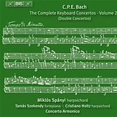 CPE Bach: The Complete Keyboard Concertos, Vol. 20 von Various Artists