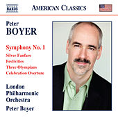 Boyer: Symphony No. 1 de London Philharmonic Orchestra