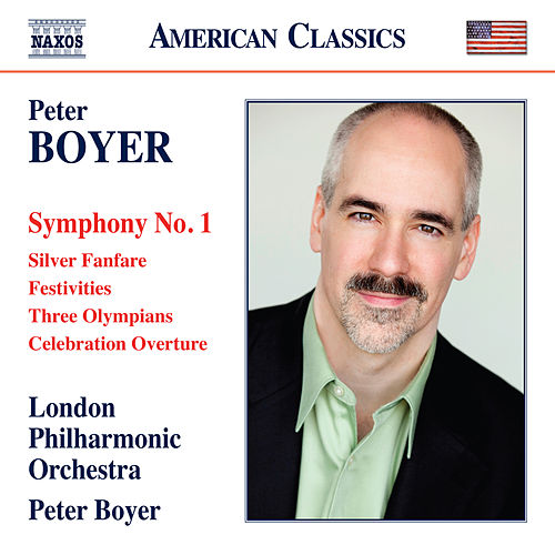 Boyer: Symphony No. 1 by London Philharmonic Orchestra