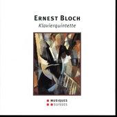 Bloch: Piano Quintets by Hans Joerg Fink