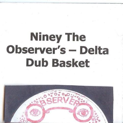 Niney's Delta Dub Basket by Niney the Observer