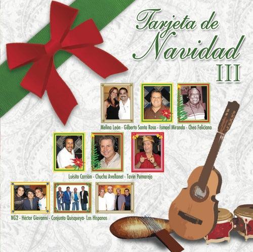 Tarjeta de Navidad III by Various Artists