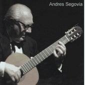 The Greatest Works for Guitar de Andres Segovia
