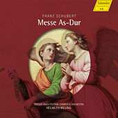 Schubert: Mass No. 5 by Donna Brown