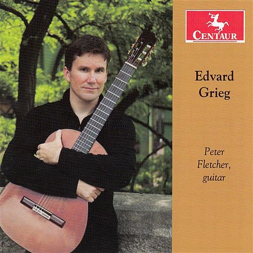 Edvard Grieg: Lyric Pieces (Arr. P. Fletcher for Guitar) by Peter Fletcher