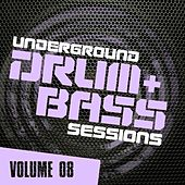 Underground Drum & Bass Sessions Vol. 8 - EP by Various Artists