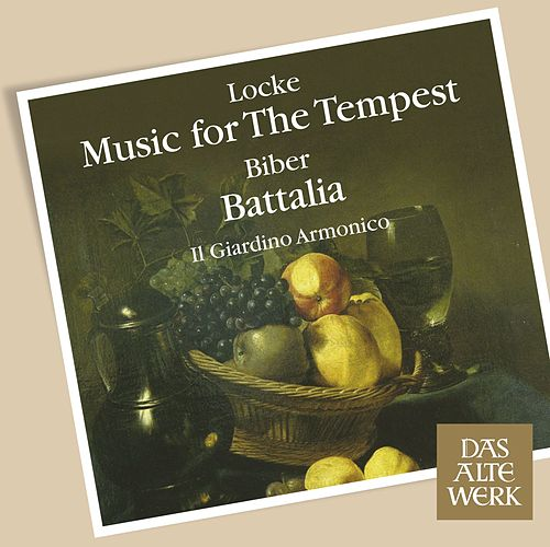 Biber, Locke, Zelenka: Battalia/Music for the Tempest, Fanfare by Il Giardino Armonico