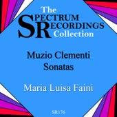 Muzio Clementi - Three Piano Sonatas by Maria Luisa Faini