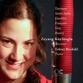 Tansman, Saint-Saëns, Koechlin, Françaix, Tanç & Boutry: Music for Bassoon and Piano by Zeynep Köylüoglu