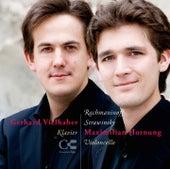 Rachmaninoff & Stravinsky: Music for Cello & Piano by Maximilian Hornung
