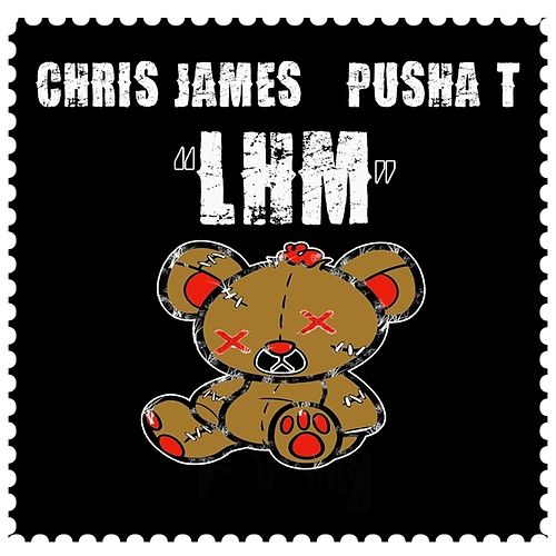 Love Hates Me (feat. Pusha T) - Single by Chris James
