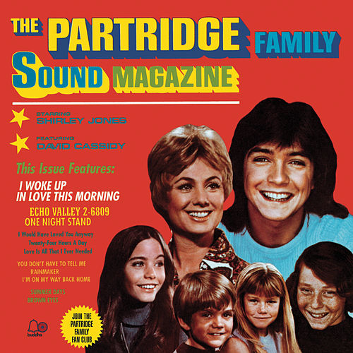 Sound Magazine by The Partridge Family