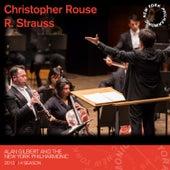 Christopher Rouse, R. Strauss von New York Philharmonic