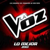Lo Mejor De La Voz (2013) de Various Artists
