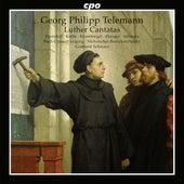 Telemann: Luther Cantatas von Various Artists