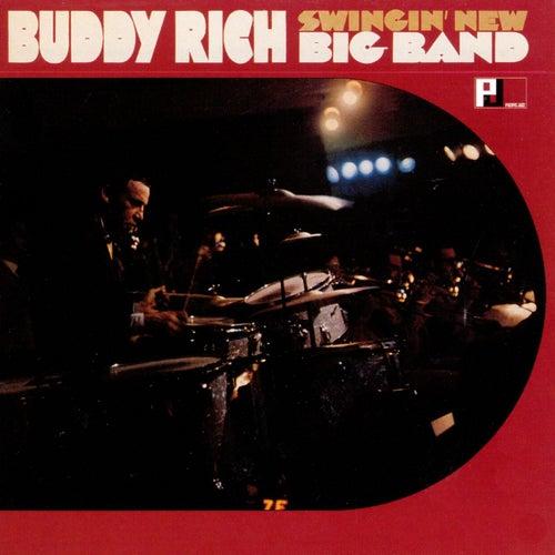 Swingin' New Big Band by Buddy Rich