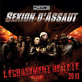 L'écrasement de Tête 2011 de Sexion D'Assaut