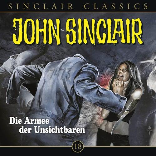 Classics, Folge 18: Die Armee der Unsichtbaren von John Sinclair