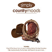 Simply Country Moods de Various Artists