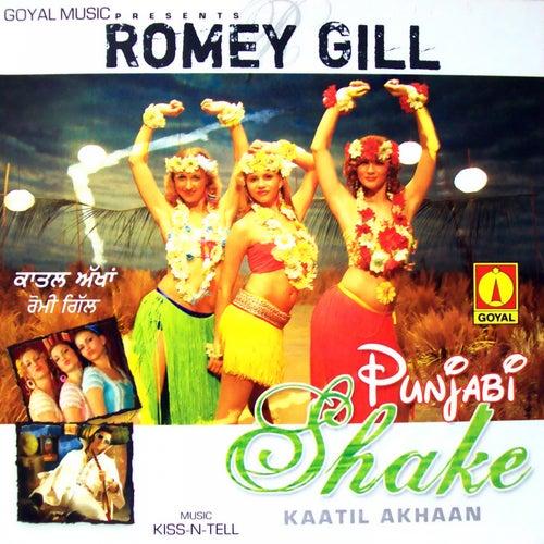 Punjabi Shake Kaatil Akhaan by Romey Gill