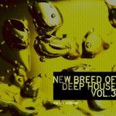 New Breed of Deep House Vol. 3 de Various Artists