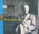 Rubinstein Collection, Vol. 20: Schumann: Carnaval, Fantasiestücke, Novelette, Nachtstück, Romance de Arthur Rubinstein