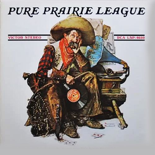 Pure Prairie League by Pure Prairie League