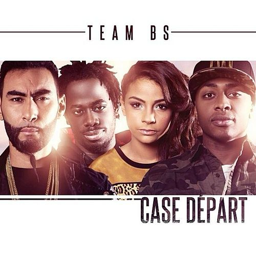 la fouine team bs case depart