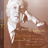 Rubinstein Collection, Vol. 79: Beethoven: Piano Concerto No. 5; Piano Sonata, Op. 31/3 de Arthur Rubinstein