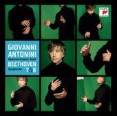 Beethoven: Symphonies 7 & 8 von Giovanni Antonini