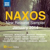 Naxos January 2014 New Release Sampler de Various Artists