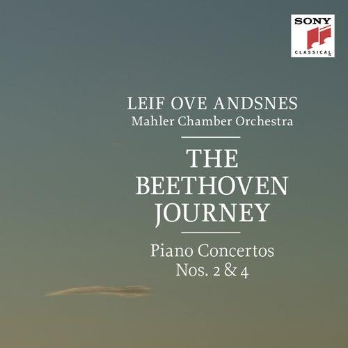 Beethoven: Piano Concertos No.2 & 4 by Leif Ove Andsnes