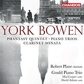 Bowen: Phantasy-Quintet - Piano Trios - Clarinet Sonata von Various Artists
