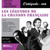 Les Légendes de la chanson Française - L'intégrale von Various Artists