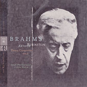 Rubinstein Collection, Vol. 81: Brahms: Piano Concerto No. 1 de Arthur Rubinstein
