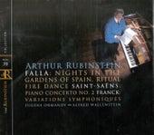 Rubinstein Collection, Vol. 70: Saint-Saëns, Falla, Franck,  Prokofiev by Arthur Rubinstein