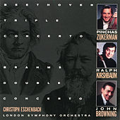 Brahms: Double Concerto, Beethoven: Triple Concerto by Pinchas Zukerman