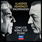 Rachmaninov: Complete Works For Piano de Vladimir Ashkenazy