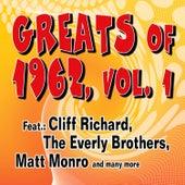 Greats of 1962, Vol. 1 de Various Artists