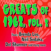 Greats of 1962, Vol. 2 by Various Artists